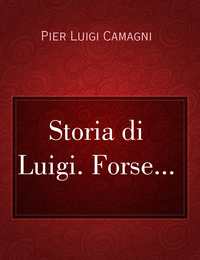 Storia di Luigi. Forse…