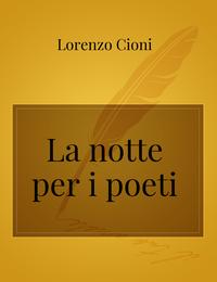 La notte per i poeti