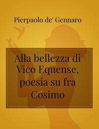 Alla bellezza di Vico Equense, poesia su fra Cosimo