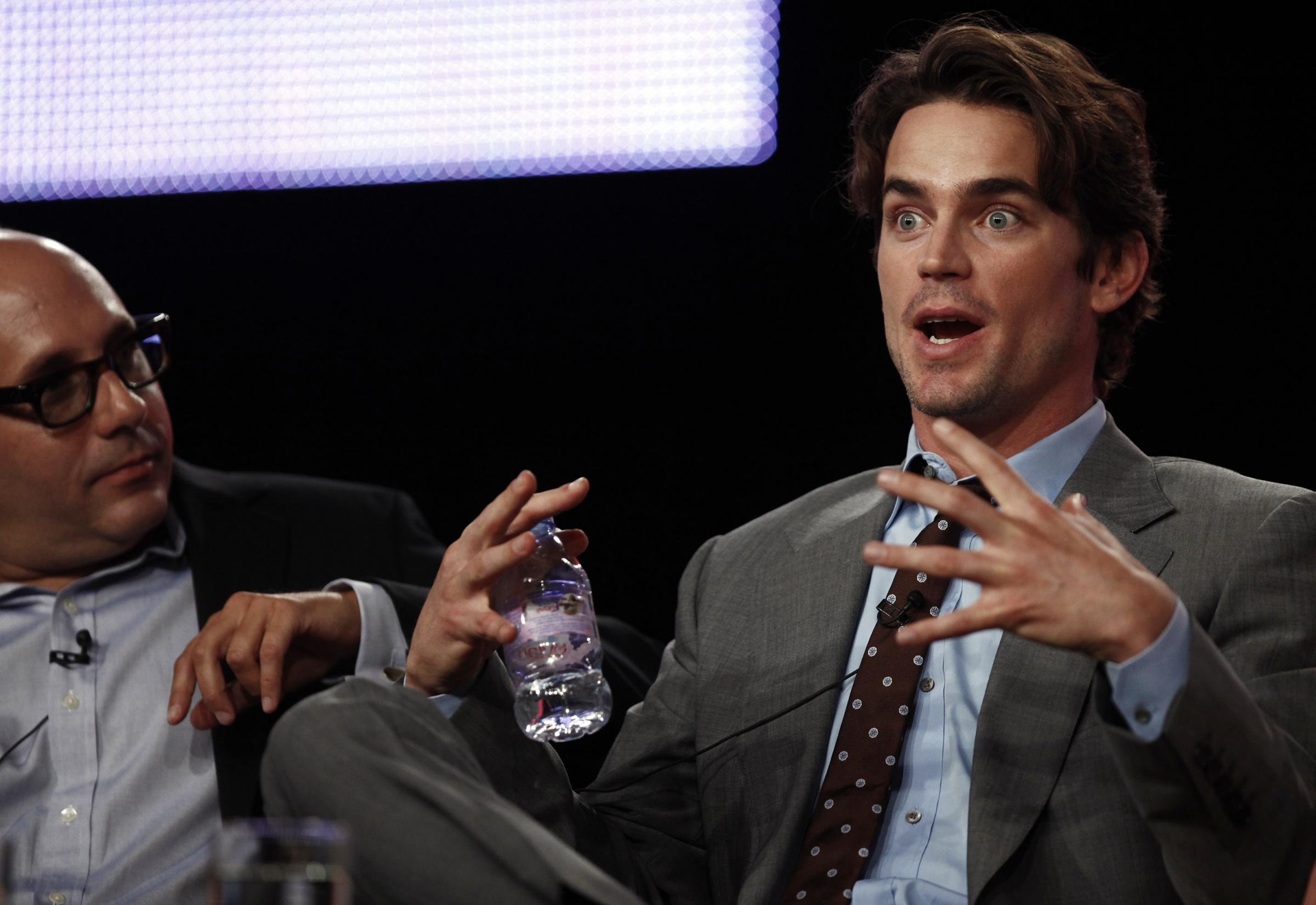 matt bomer indice di popolarit news puntate foto video e fotogallerie tvzap. Black Bedroom Furniture Sets. Home Design Ideas