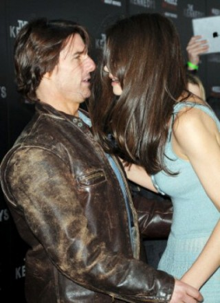 "Tom Cruise e Katie Holmes alla premiere di ""The Kennedy's"""