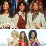 Charlie's Angels vs Pan Am: vintage a doppia faccia