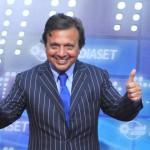 Chiambretti: ''Se la tv è in crisi torno a fare il Portalettere''
