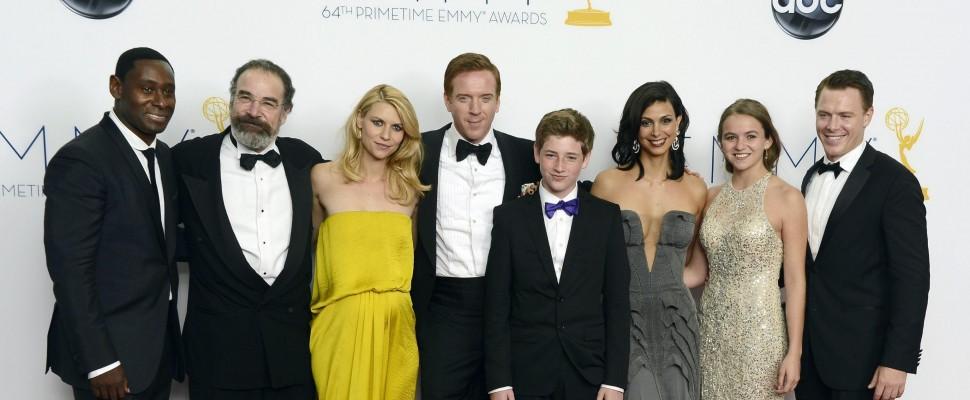 Emmy 2012, tutti i vincitori