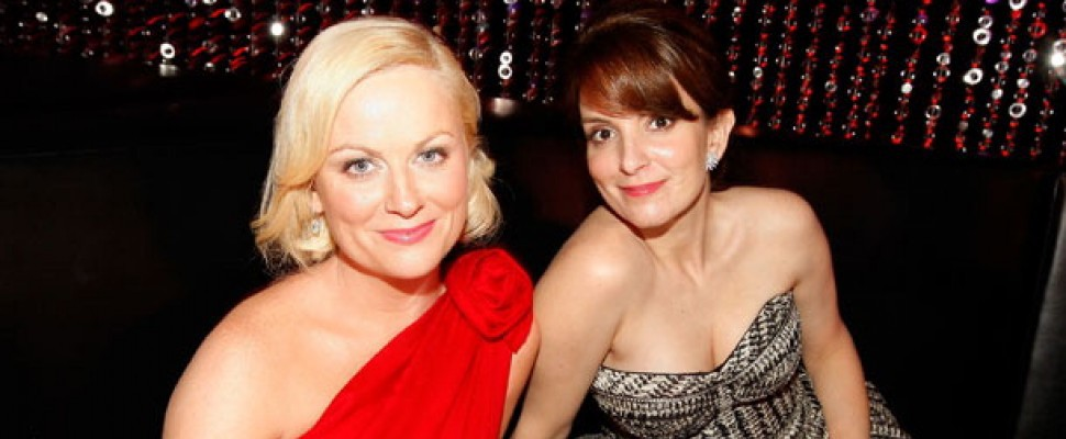 Tina Fey e Amy Poehler presentatrici dei Globe 2013