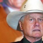 """Morto Larry Hagman, fu il J.R. nella serie """"Dallas"""""""