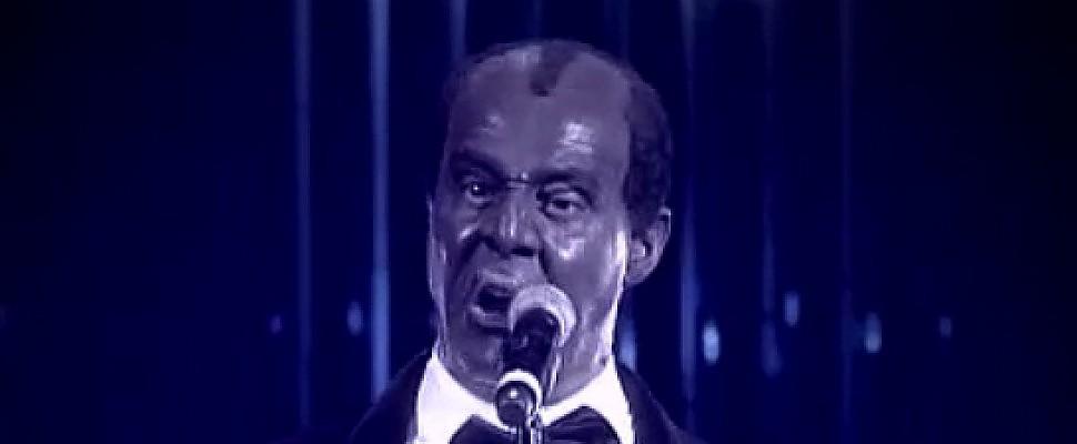Gio' Di Tonno fa Louis Armstrong e batte i Cesaroni