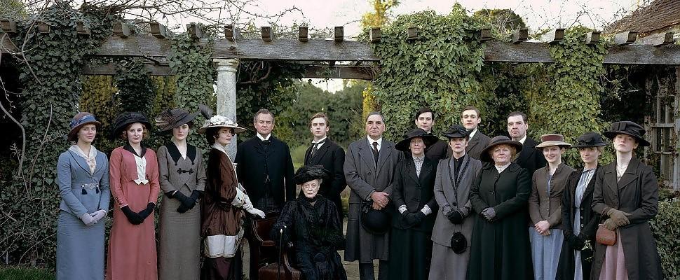 Downton Abbey: partono le repliche, aspettando la seconda stagione