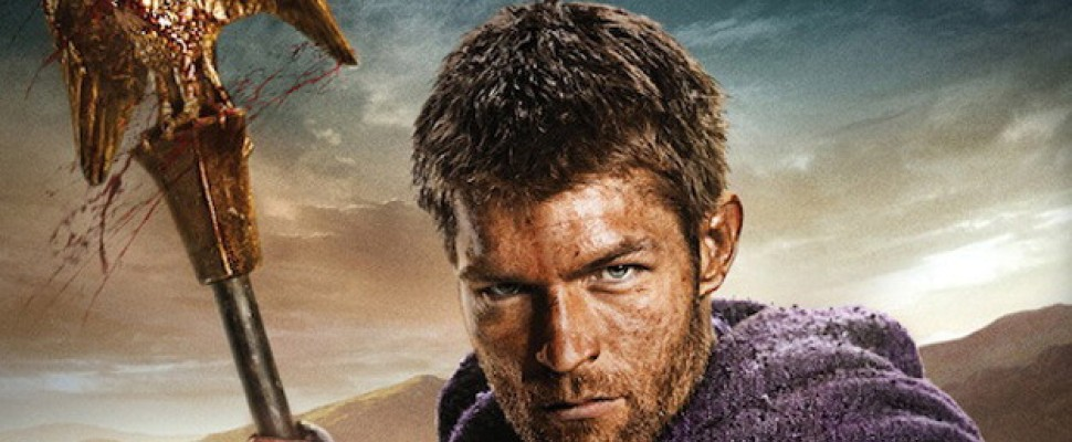 Spartacus, dal 25 gennaio la guerra dei dannati