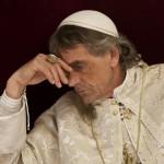 Jeremy Irons è papa Borgia, 'il potere corrompe'