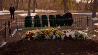 Dallas, in onda negli Usa il funerale di J.R.