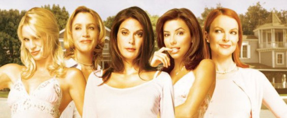 Desperate Housewives su Rai4, tornano i gialli di Wisteria Lane