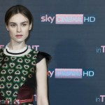"""In treatment, Kasia Smutniak: """"In tv con Sara rappresento la sessualità"""""""