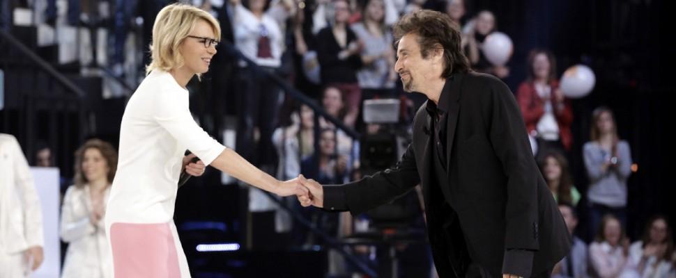 Amici, in giuria il premio Oscar Al Pacino