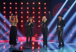 The Voice, le immagini della finale