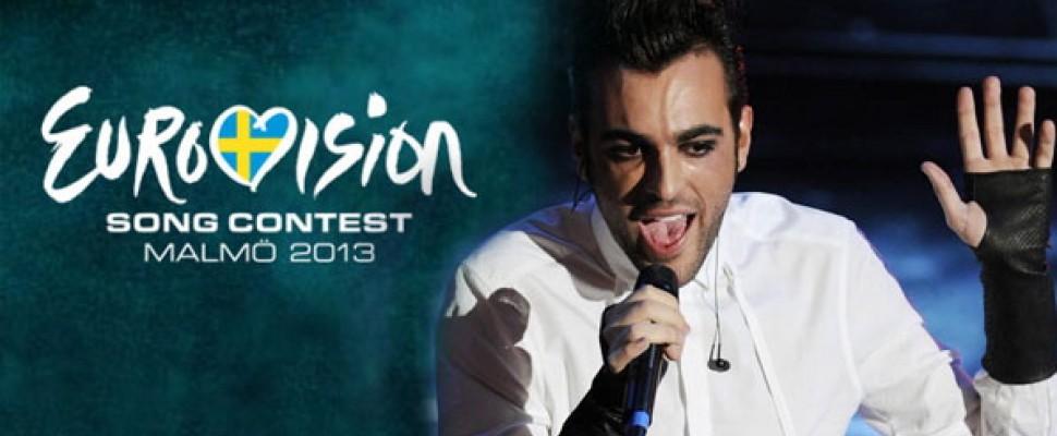 Eurovision, tutti a tifare Mengoni per la finalissima