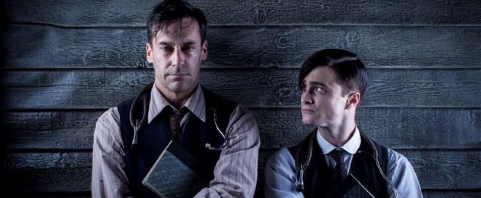 Appunti di un giovane medico: Radcliffe da Harry Potter a Bugalkov