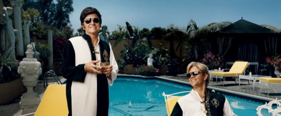 Behind The Candelabra, Douglas sfida Hollywood in tv