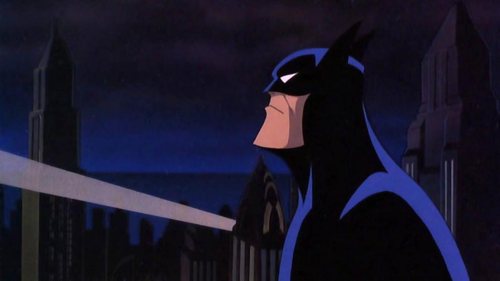 Tutti i volti di batman un eroe tra telefilm cinema e cartoni