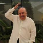 Lino Banfi: 'I colleghi ai festini, io a casa in pantofole con moglie e figli'