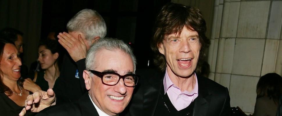 Scorsese e Jagger, una serie tv per raccontare il rock 'n roll