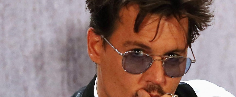 Rai 5: al David Letterman Show c'è Johnny  Depp