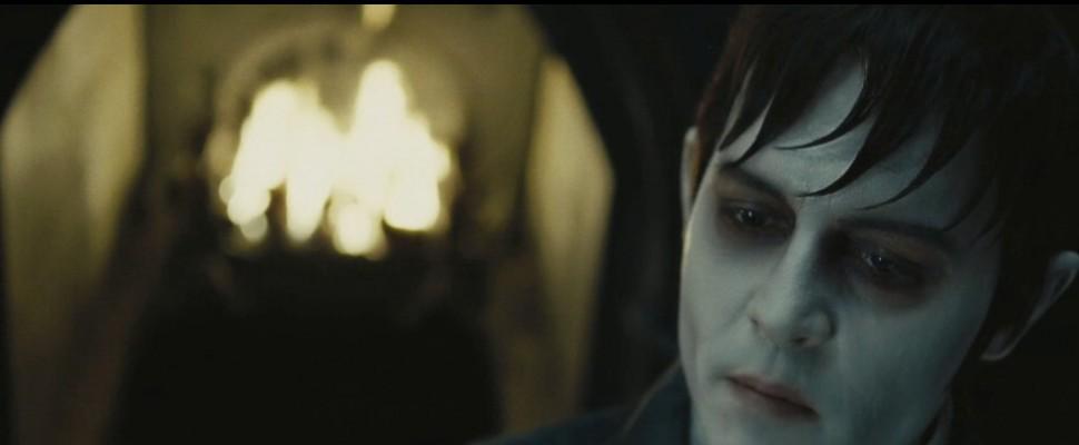 Dark Shadows, Johnny Depp è il vampiro Barnabas