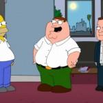 Simpson e Griffin in arrivo l'atteso crossover