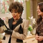 Happily Divorced, Fran Drescher e Joan Collins nel gran finale