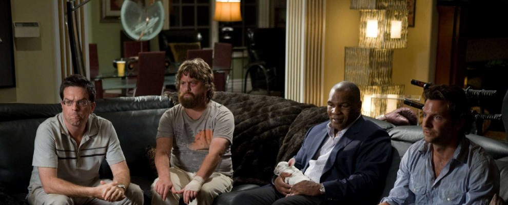 Una notte da leoni: cast, trama e curiosità del film con Bradley Cooper