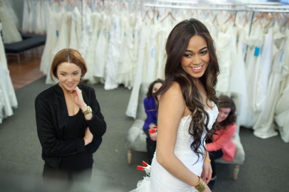 La caccia all'abito da sposa? Si fa in tv – Tvzap
