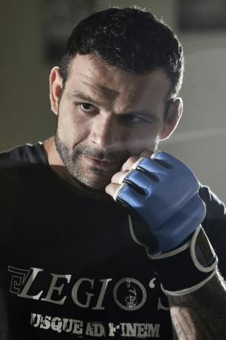 Sakara il legionario, il docu-reality su un guerriero del ring