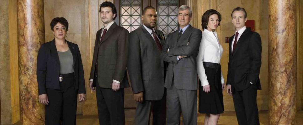 SERIE IN TV dall'1 al 7 agosto, storico addio di Law & Order