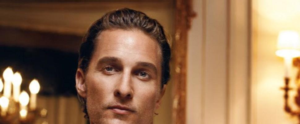 Matthew McConaughey, l'angelo che induce in tentazione