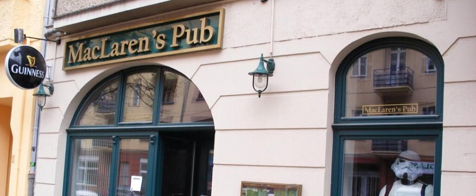 Il pub MacLaren's di How I met your mother esiste ed è a Berlino