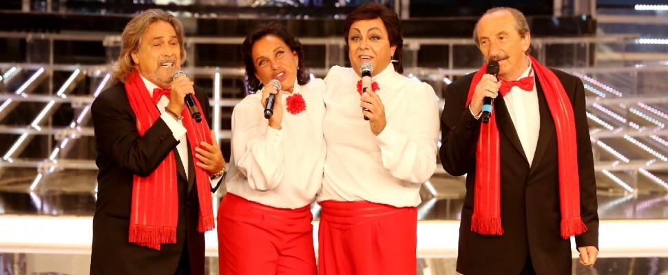 """Ascolti tv, Rai1 vince la serata: trionfo per """"Tale e quale show"""""""