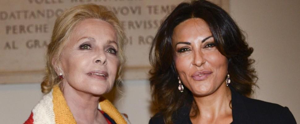 Baciamo le mani, Sabrina Ferilli e Virna Lisi donne coraggio
