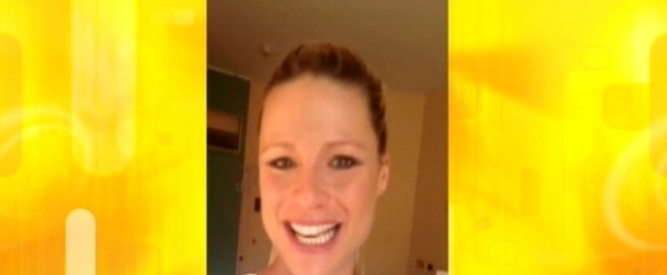Michelle Hunziker di nuovo mamma, dopo Aurora c'è Sole