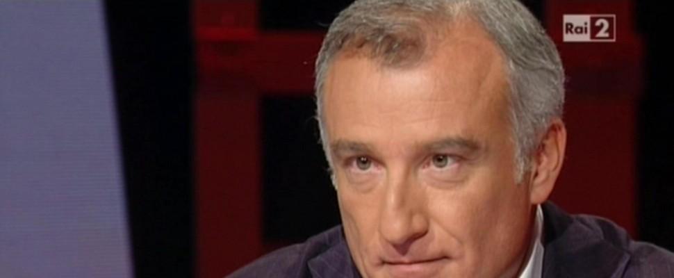 La razza umana, Piero Marrazzo torna in tv sulla Rai
