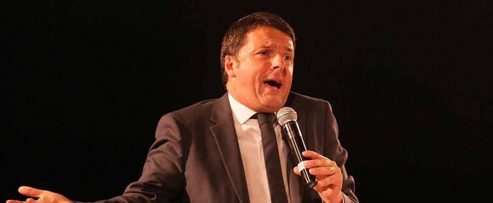 Da Patty Pravo a Matteo Renzi, gli ospiti della domenica in tv
