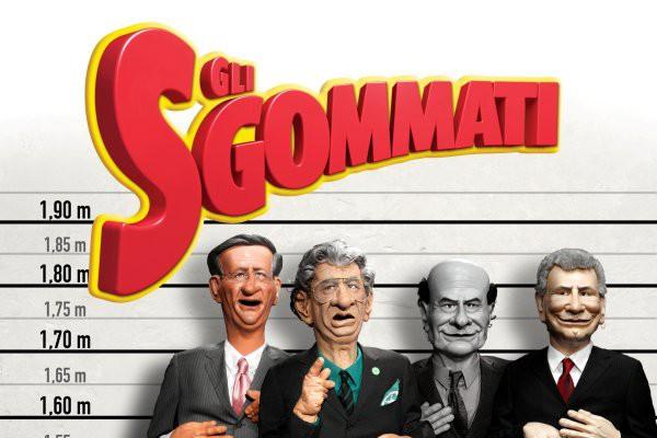 Gli Sgommati Elektion Edition: c'è anche Ingroia
