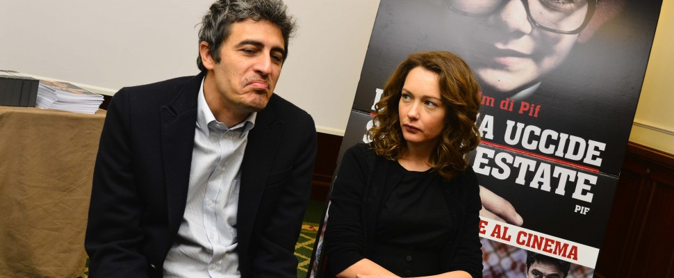 Il testimone: Pif e il backstage di 'La mafia uccide solo d'estate'