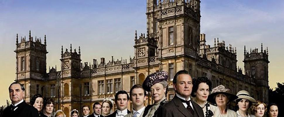 Downton Abbey sotto l'albero, e dal 19 dicembre su Retequattro