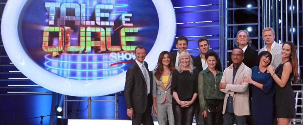 Tale e Quale Show, puntata speciale dedicata alla Sardegna
