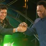 Sfide: Alex Zanardi e lo storico quesito: Maradona è meglio di Pelè?