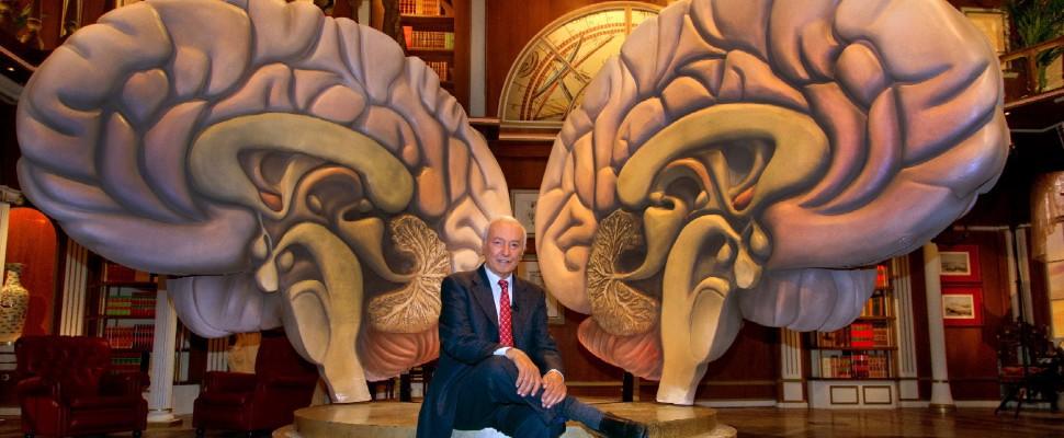 """Ritorna Superquark, Piero Angela: """"Il cervello come una macchina, per viaggiare al 100% va sviluppato"""""""