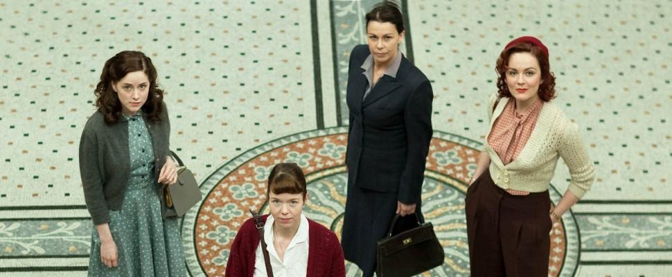 The Bletchley Circle, la serie femminista, ma sul serio