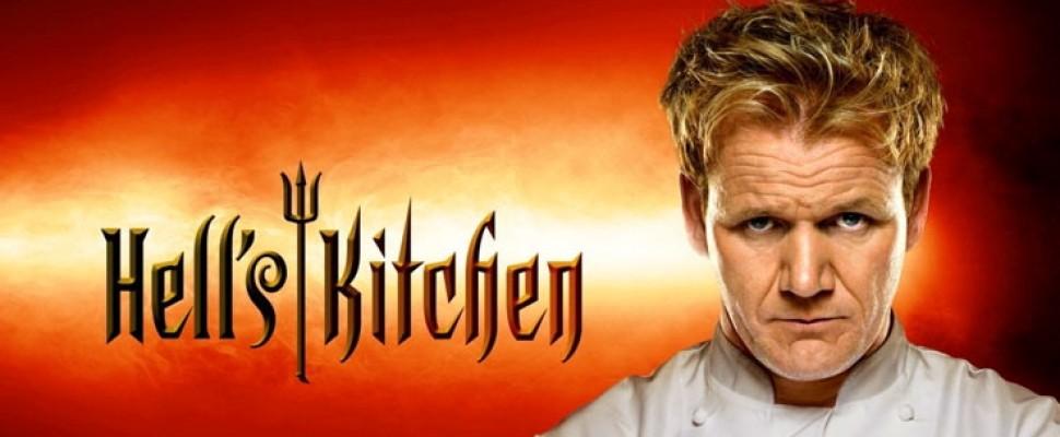 Hell's Kitchen, su Cielo l'undicesima edizione con Gordon Ramsay