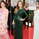 Golden Globe, star tra pancioni e smorfie virali