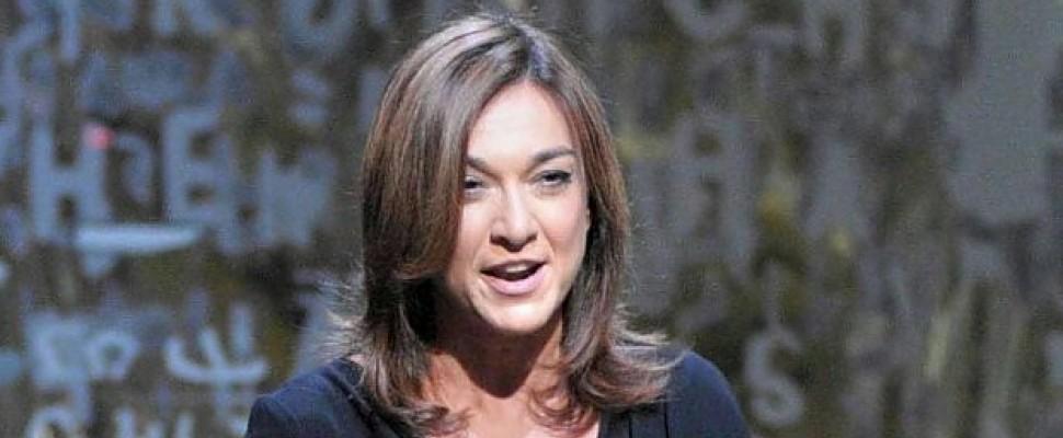 Le invasioni barbariche, ospiti Maurizio Landini, Philippe Daverio e Victoria Cabello